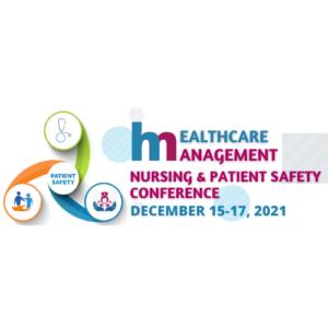 10th Emirates Healthcare Management, Nursing & Patient Safety Conference_December 15-17, 2021_Logo