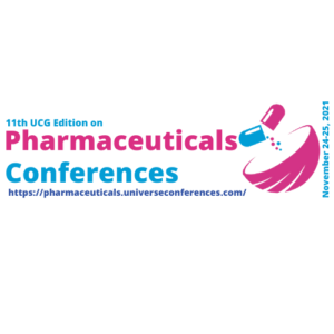 Pharmaceuticals and Pharmacy Networking Utilitarian Conference, November 24-25, 2021
